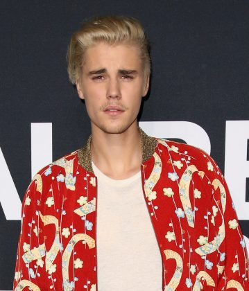 Justin Bieber's cry for help comes just weeks after he opened up about receiving treatment for depression. (Photo: WENN)