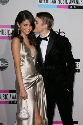 Justin Bieber's ex, Selena Gomez, has also been very open about his mental health struggles. (Photo: WENN)