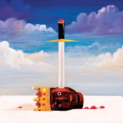 Those seven years would have ended in 2010, prior to the release of My Beautiful Dark Twisted Fantasy. (Photo: Release)