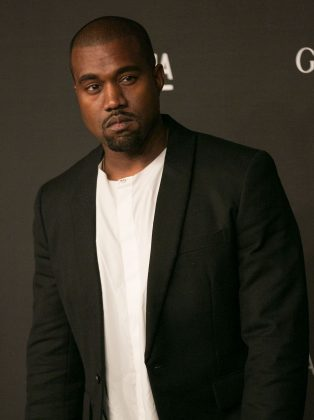 Last year, Kanye West made headlines because of his comments saying 'slavery is a choice.' (Photo: WENN)
