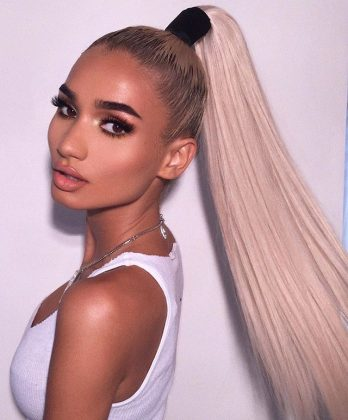 Pia Mia and Kylie Jenner were attached at the hip from 2013 to 2017. However, people notice Mia suddenly disappeared from the spotlight. Rumors of a feud have swirled sing the two parted ways. (Photo: Instagram)