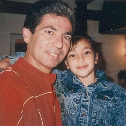 Robert Kardashian was Armenian and very vocal about their heritage. Many people didn't even know there was an Armenian Genocide until the Kardashians visited the country in honor of the anniversary of the tragic events. (Photo: Instagram)