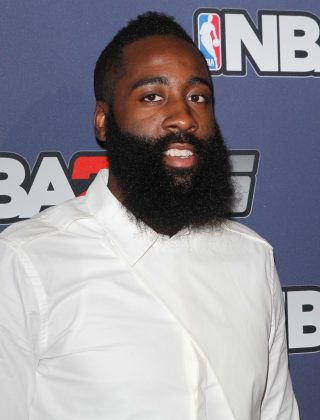 James Harden and Khloé met at Kanye's birthday bash in 2015. The two seemed to have a happy, healthy relationship. In fact, Harden was even there for Odom's overdose and recovery. Understandably, it put a strain in their romance, since the pair split shortly after. (Photo: WENN)