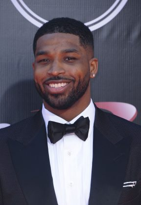 Aaaand Tristan. Thompson and Kardashian seemed to be having an amazing time together. But then news broke that he cheated on her just DAYS before she gave birth to their daughter. Tristan then cheated (again) with Jordyn Woods. And that's the end of this story. (Photo: WENN)