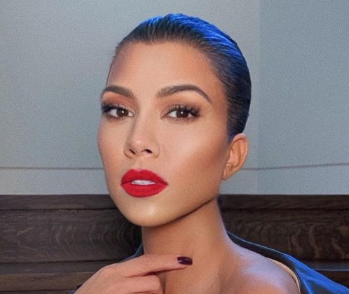Kourtney Kardashian is coming up with a new business. (Photo: Instagram)