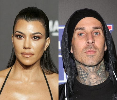 Kourtney Kardashian and Travis Barker are reportedly dating. (Photo: WENN)