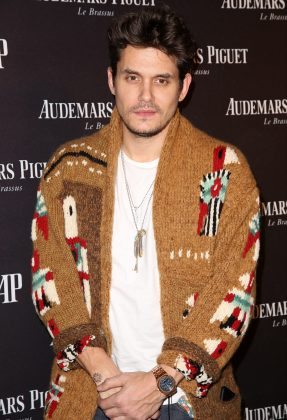 More recently, Kardashian sparked rumors of romance with singer John Mayer. (Photo: WENN)