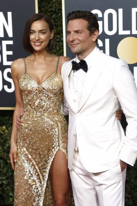 Bradley Cooper, however, is married to model Irina Shayk. (Photo: WENN)