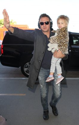 The singer has even met his six-year-old daughter, Ava. (Photo: WENN)