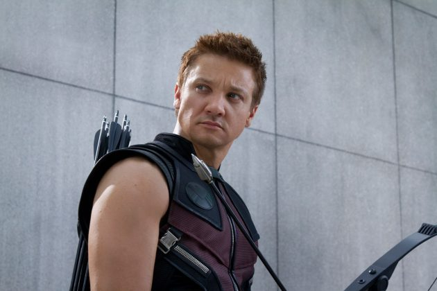 Jeremy Ranner is known for his role as Hawkeye in the Marvel Cinematic Universe. (Photo: Release)