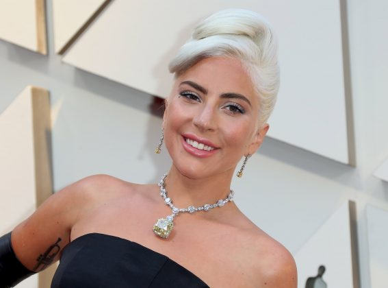 Lady Gaga is pregnant! (Photo: WENN)