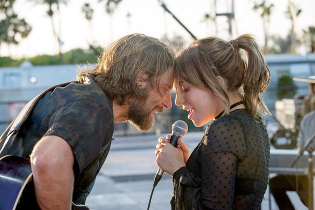 "Lady Gaga and Bradley Cooper met while filming ""A Star Is Born"". (Photo: Release)"