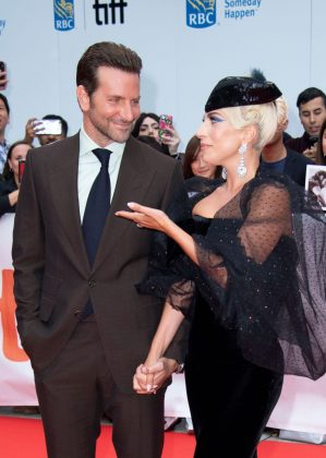 Others are saying it is Bradley Cooper who she's expecting her baby with. (Photo: WENN)