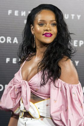 Rihanna is also coming out with a new album in 2019. (Photo: WENN)