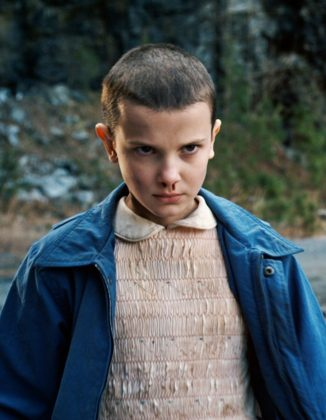"Millie Bobby Brown became a household name for her performance in ""Stranger Things."" (Photo: Release)"