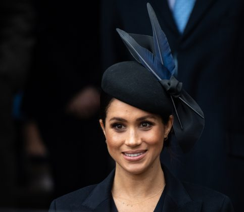 The royal staff has a new unpleasant nickname of Meghan Markle. (Photo: WENN)