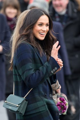 Some celebrities have criticized the media treatment of Meghan Markle. (Photo: WENN)