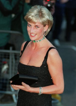 Princess Diana died in a fatal car accident after being chased by reporters. (Photo: WENN)
