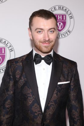 "Sam Smith came out as non-binary in an interview with Jameela Jamil. ""I'm not male or female,"" the Grammy-award winner confessed. The actor further clarified he still prefers the ""he/him"" pronouns. (Photo: WENN)"