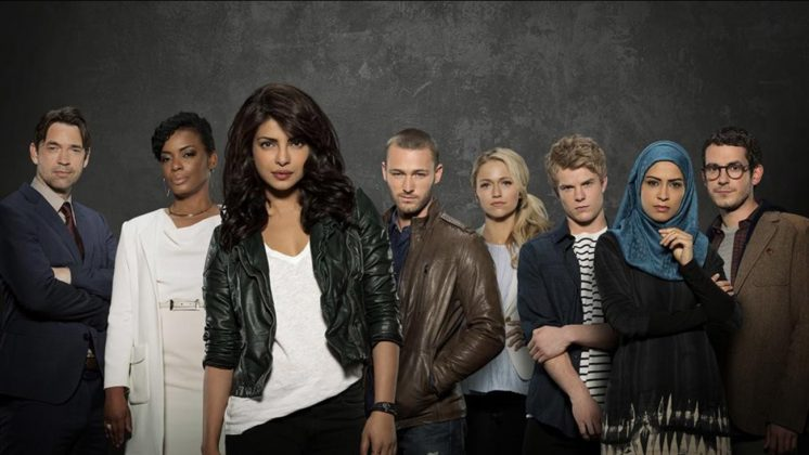 Priyanka Chopra and Meghan Markle met in the set of the now-cancelled series 'Quantico.' (Photo: Release)