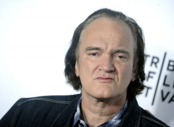 We double dare you, double dare you to celebrate the gory director's 56th birthday with this list of 10 fun facts about Quentin Tarantino films. (Photo: WENN)