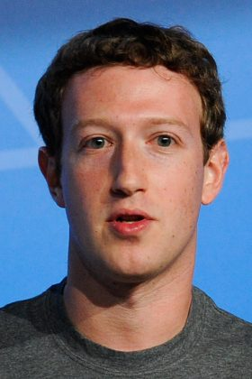 Mark Zuckerberg co-founded the social-networking site Facebook out of his college dorm room in 2004. Today, the tech entrepreneur is worth $64 billion. (Photo: WENN)