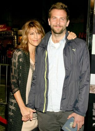 "Bradley Cooper and Jennifer Esposito were married for only 4 months. ""It was just something that happened. The good thing is we both realized it. It just wasn't right."" (Photo: WENN)"