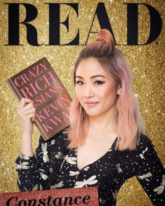 Wu loves reading. She was an October 2016 Book of the Month Club guest judge. She's also appeared as an advocate for libraries and is often found Instagramming her current book. (Photo: Instagram)