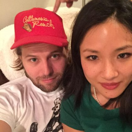 Though she's currently single, Constance Wu was taken for a long time. From 2011 to 2016, she was in a relationship with Ben Hethcoat. The couple even made several red carpet appearances together before calling it quits. (Photo: Instagram)