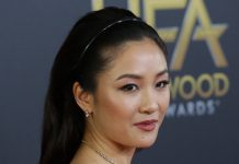 Who is Constance Wu, you ask? If you don't know the actress, is time you familiarize yourself with her because you're going to be seeing her a lot more. (Photo: WENN)