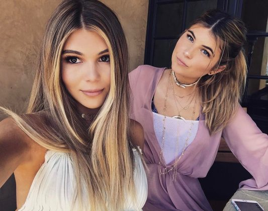 "Olivia has an 20-year-old sister named Bella. Both Olivia and Bella are enrolled at the University of Southern California. ""It was nice following in her footsteps a little bit,"" she said of attending USC. (Photo: Instagram)"
