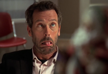 """On one hand, Dr. House is a medical diagnostic genius, finding """"zebras"""" where other physicians see """"horses."""" On the other hand, he's misanthropic, cynical, narcissistic, bad-tempered, bad-mannered, and sometimes just plain bad. (Photo: Release)"""