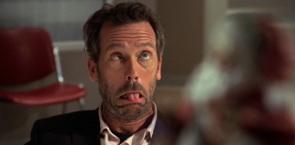 "On one hand, Dr. House is a medical diagnostic genius, finding ""zebras"" where other physicians see ""horses."" On the other hand, he's misanthropic, cynical, narcissistic, bad-tempered, bad-mannered, and sometimes just plain bad. (Photo: Release)"
