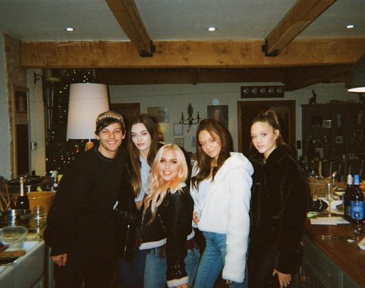 Louis Tomlinson's sister Felicité was recently found dead at 18. (Photo: Instagram)