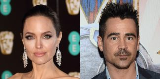 Angelina Jolie and Colin Farrell could be possibly dating. (Photo: WENN)