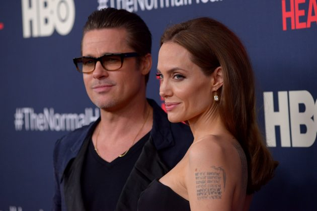 Rumors fizzled out altogether when she confirmed her relationship with Brad Pitt in 2005. (Photo: WENN)