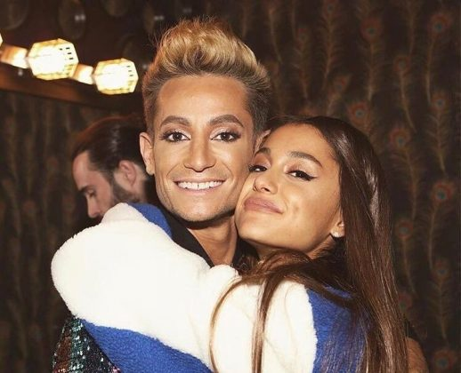 Ariana Grande's brother, Frankie Grande, is openly gay. (Photo: Instagram)