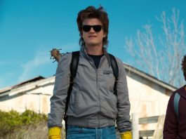 Here are 10 times we loved Steve Harrington so much we too would fight a Demogorgon for him. (Photo: Release)