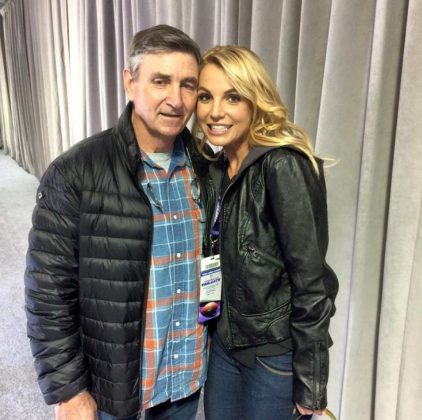 """We're so grateful that he came out of it alive but he still has a long road ahead of him,"" Britney said. (Photo: WENN)"