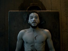 """The most famous case of all: Jon Snow from """"Game of Thrones."""" We thought he was gone for good, but we knew nothing. He was brought back to life in Season 6. (Photo: Release)"""