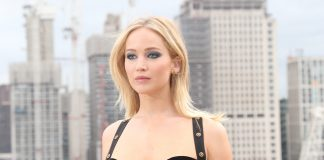 Jennifer Lawrence's new movie marks her return to the big screen. (Photo: WENN)