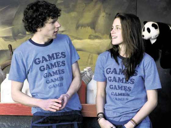 """Adventureland"" is a sweet, insightful coming-of-age comedy set in the 80's. Though Kristen Stewart channeled some of her Bella Swan into this movie, she did it with a little bit more empathy. (Photo: Release)"