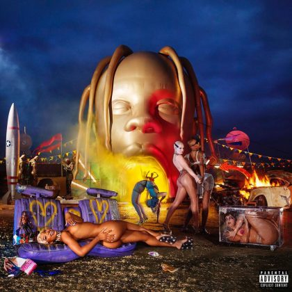 "Last year, Travis Scott released the critically acclaimed album ""Astroworld."" (Photo: Instagram)"