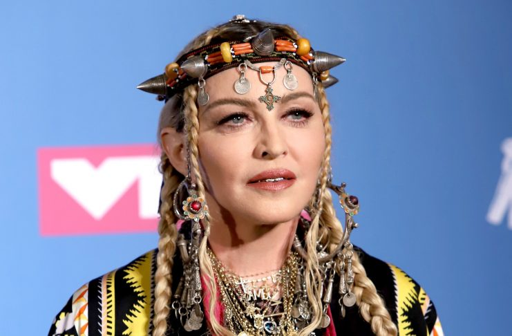 Madonna is coming up with a new album titled Madame X. (Photo: WENN)