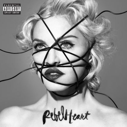 It is her follow up to 2015's Rebel Heart. (Photo: Release)