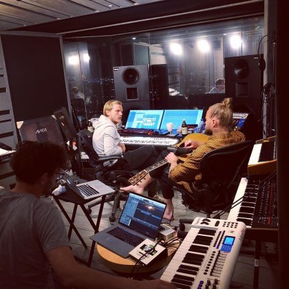 """The songwriters that Tim was collaborating with on this album have continued the process to get as close to his vision as possible."" (Photo: Instagram)"