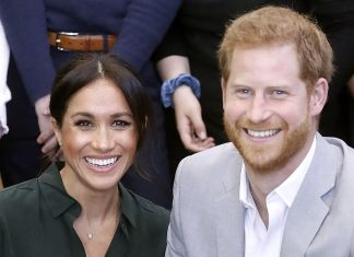 Prince Harry and Meghan Markle have their own Instagram account now. (Photo: Instagram)