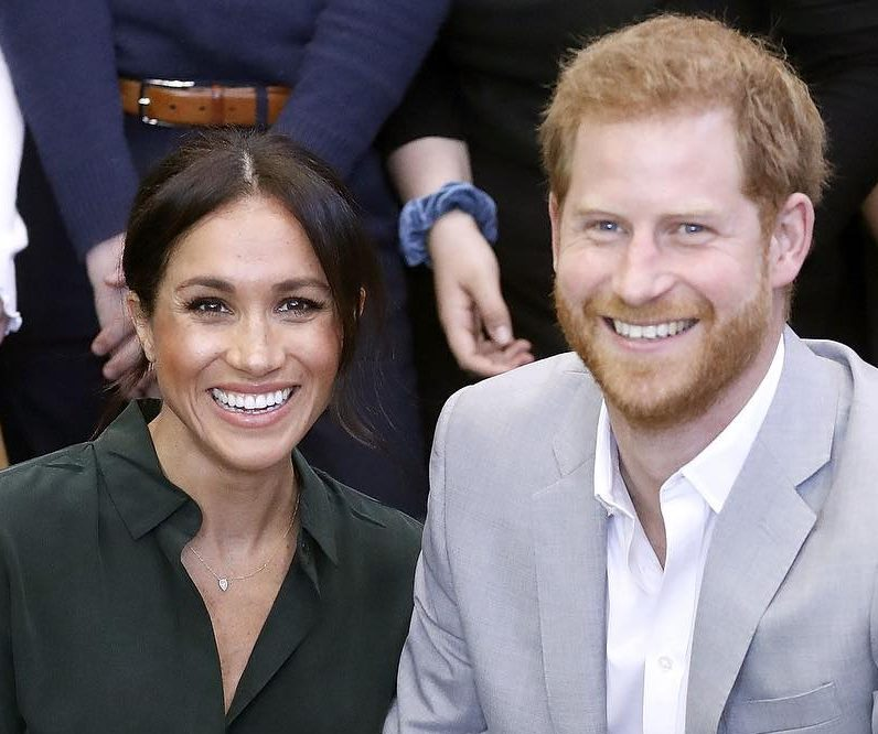 Prince Harry And Meghan Markle Have Their Own Instagram