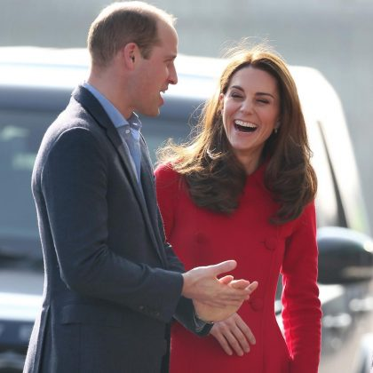 The Kensington Royal account will now only post the doings of Prince William and Kate Middleton. (Photo: Instagram)
