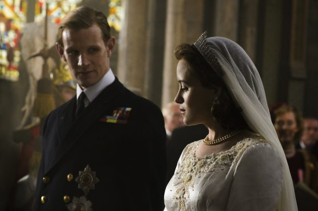 Matt Smith played Prince Philip. (Photo: Release)